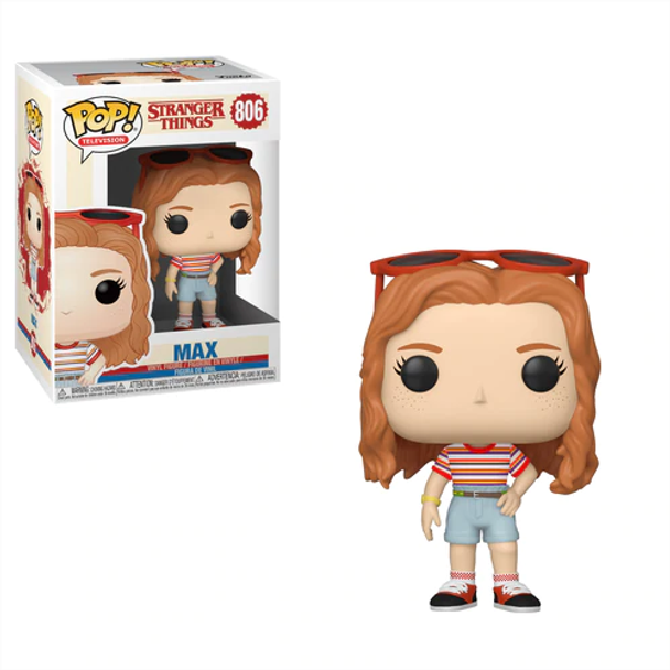 POP Television: Stranger Things - Max Mall Outfit #806
