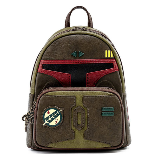 Loungefly Star Wars Boba Fett He's No Good To Me Dead Cosplay Mini