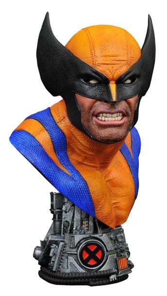 Marvel Legends in 3D Wolverine Bust