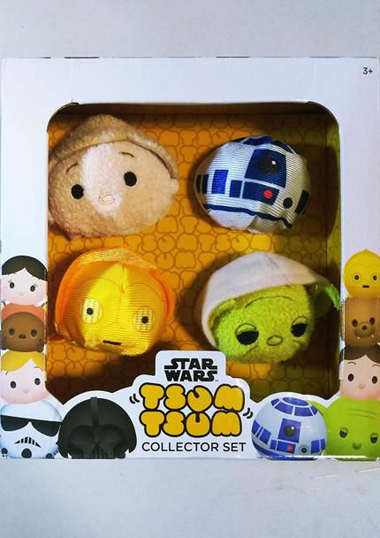 Disney Tsum Tsum-Star Wars Collector Set