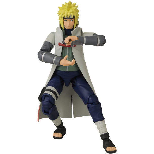 Anime Heroes Naruto Namikaze Minato Figure