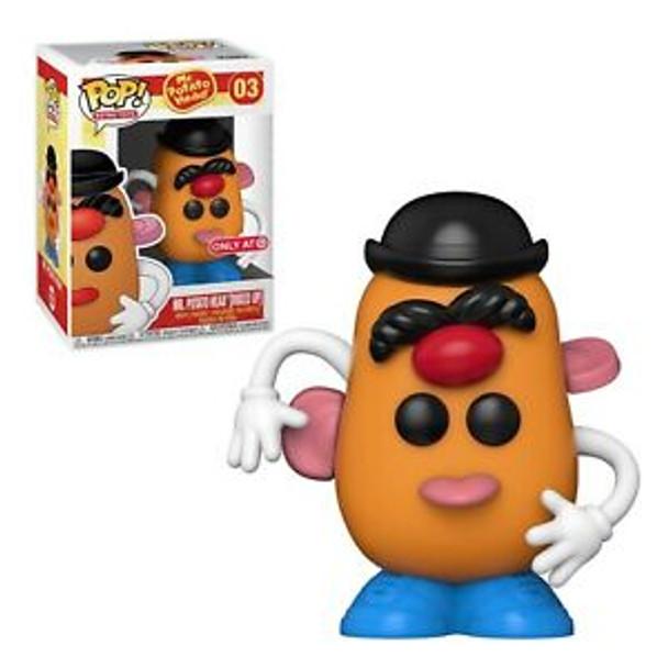 Pop! - Hasbro Mr. Potato Head [Mixed Up] Exclusive