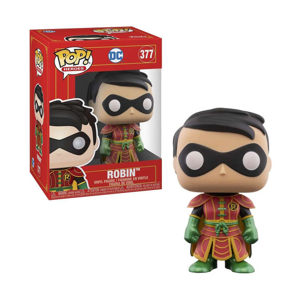 Pop! Heroes: Imperial Palace - Robin