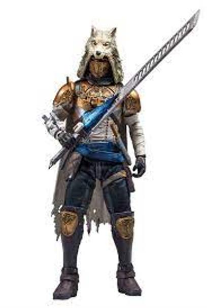 Destiny Action Figure Iron Banner Hunter (Million Million Shader)