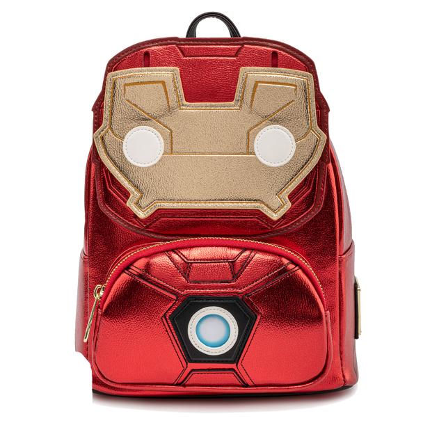 POP By Loungefly Marvel Iron Man Light-Up Mini