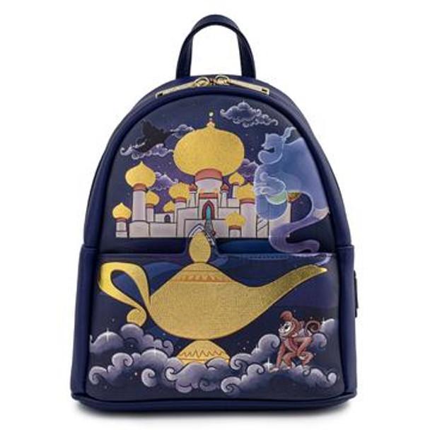 Loungefly Disney Jasmine Castle Mini