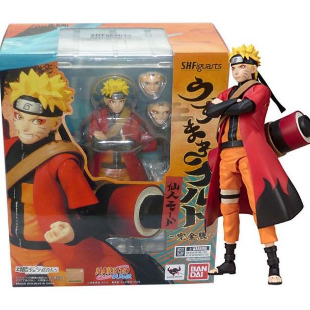 S.H. Figuarts Naruto Uzumaki Sage Mode