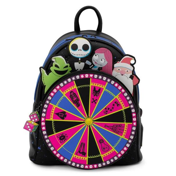 Loungefly Disney Nbc Oogie Boogie Wheel Mini