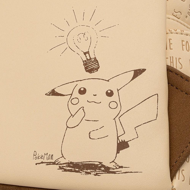 Loungefly Pokemon Sepia Pikachu Mini