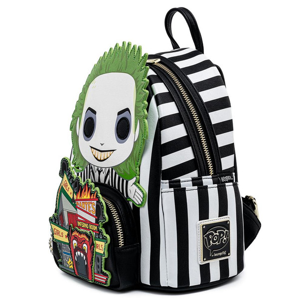 Pop By Loungefly Beetlejuice Dantes Inferno Mini