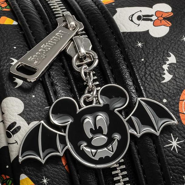 Loungefly Disney Spooky Mice Mini And Headband Set