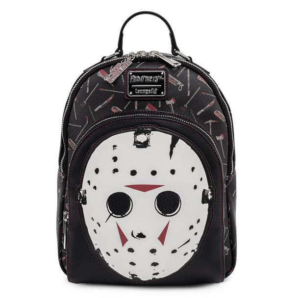 Loungefly Friday The 13Th Jason Mask Mini