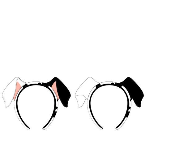 Loungefly Disney 101 Dalmations Ears Headband
