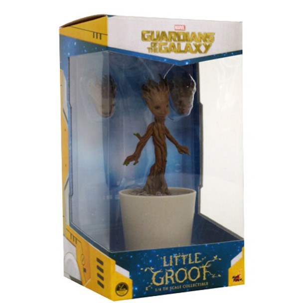 hot toys dancing groot