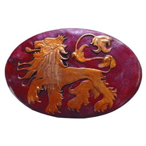 Game of Thrones Lanniser Shield Pin