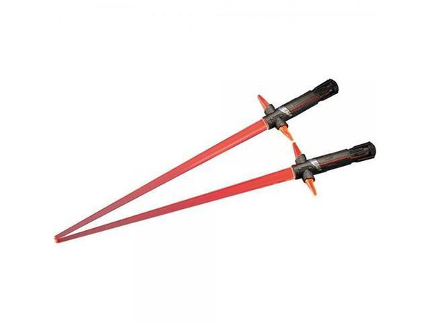 Star Wars Kylo Ren Light Up Lightsaber Chopsticks