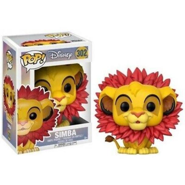 POP Disney: Lion King - Simba (leaf mane)