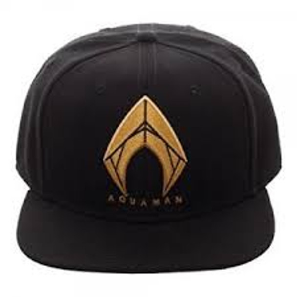 Aquaman Embroidered SnapBack