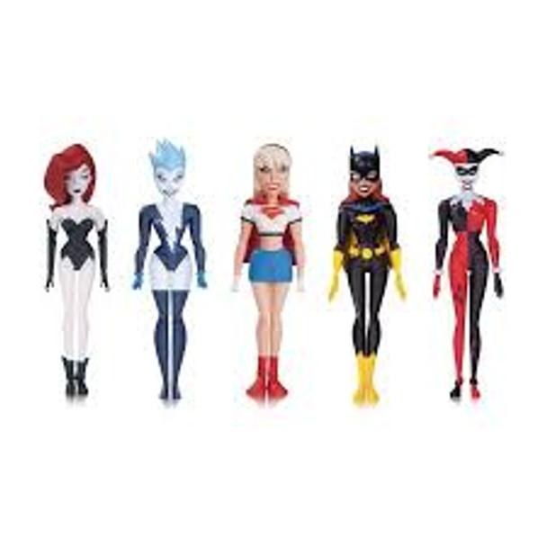Batman Adventures Girls Night out Figure