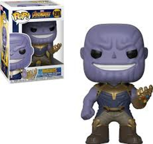 Infinity War Pop Thanos