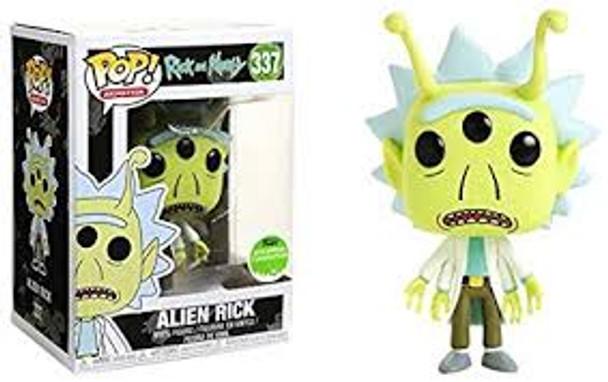 Alien Rick 2018 Spring Exclusive