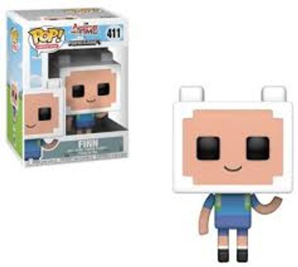 Adventure Time Minecraft Finn Pop