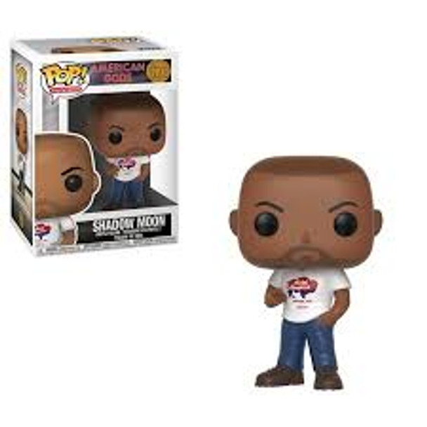 American Gods Shadow Moon Funko Pop