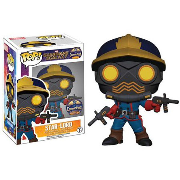Marvel Pop PX Starlord