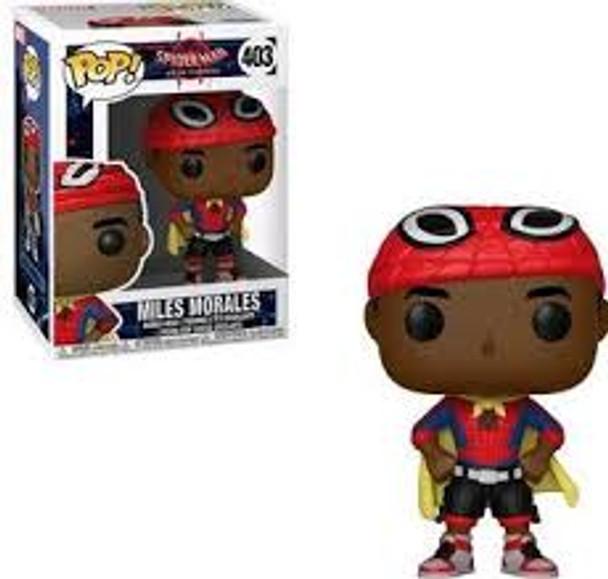 Spider-Man Pop Miles Morales