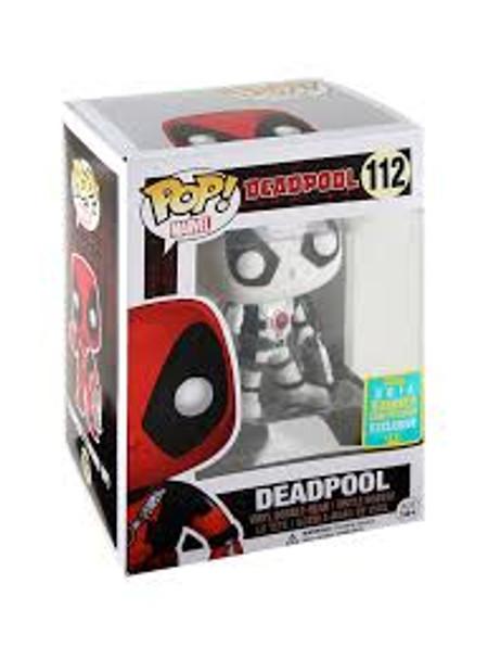 Deadpool Summer Con Exclusive 2016