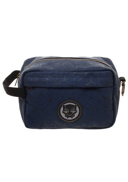 black panther toiletry bag