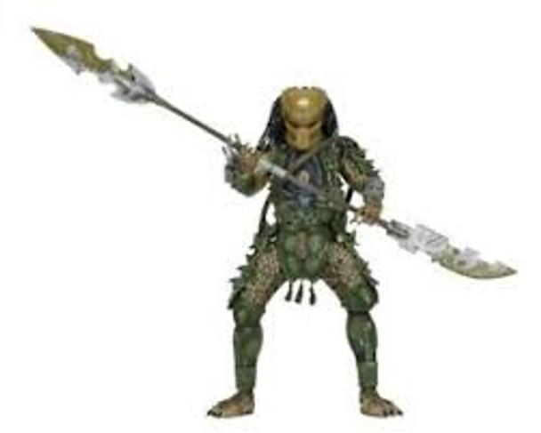 NECA Broken Tusk Predator