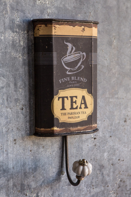 Iron Tea Box Hook II