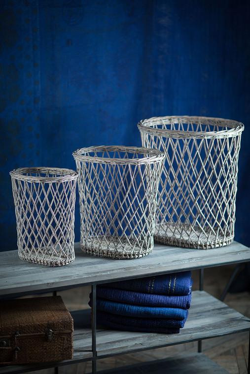 Hamper Baskets - Set of 3