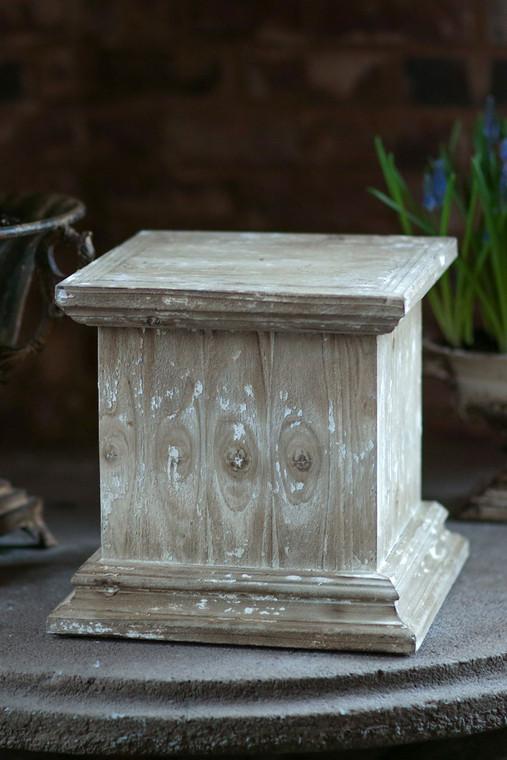 Wooden Plinth Riser