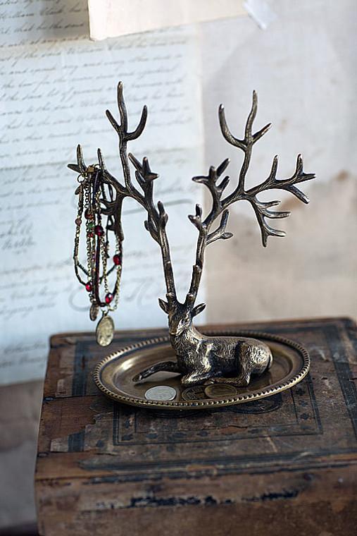 Deer Jewelry Holder