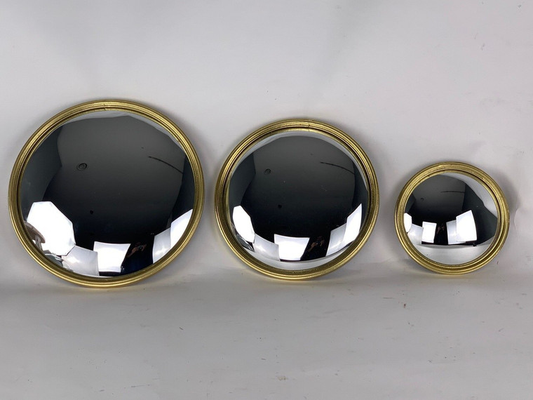Extra Small Bull Convex Mirror