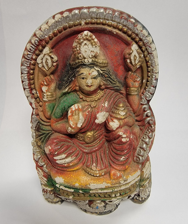 Vintage Handmade Terracotta Statue from India 26