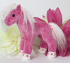 "Gem Sparkle - 6"" Horse By Douglas Cuddle Toy"