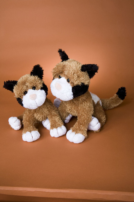 "Mel - 10"" Cat By Douglas Cuddle Toy"
