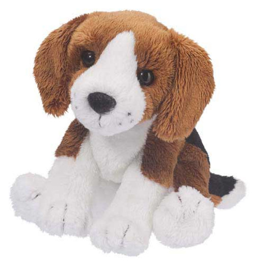 "Sniff Beagle - 5"" Dog By Douglas Cuddle Toy"