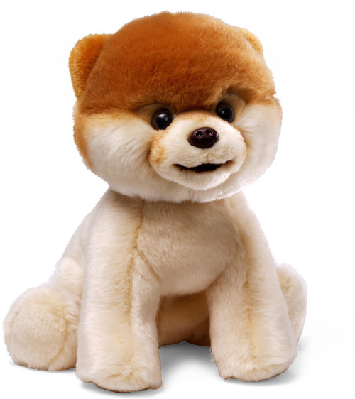 """Boo - World's Cutest Dog - 8"""" Dog By Gund"""