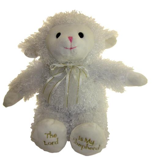 "23rd Psalm Lamb - 12"" Lamb By Melissa & Doug"