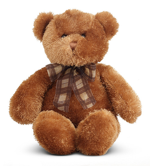 "Bronzer Bear - 14.5"" Bear by Melissa & Doug"