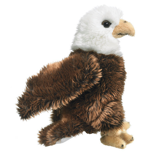 "Bald Eagle - 8"" Bird by Wildlife Artists"