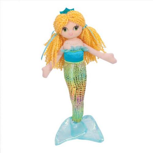 "Calypso - 12"" Mermaid By Douglas Cuddle Toy"