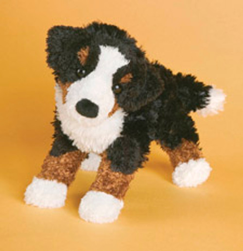 "Miranda Bernese Mountain Dog - 8"" Dog By Douglas Cuddle Toy"