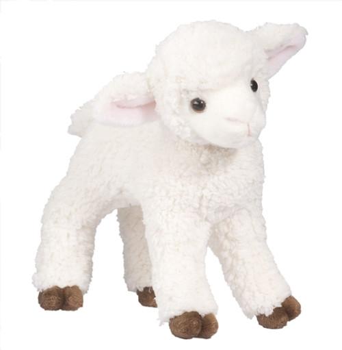 "Foggy - 10"" Lamb By Douglas Cuddle Toys"