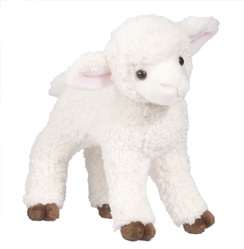 "Foggy - 10"" Lamb By Douglas Cuddle Toys"