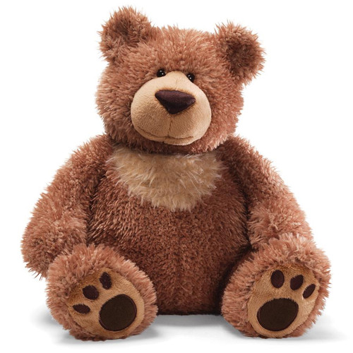 "Slumbers - 17""  Bear By Gund"